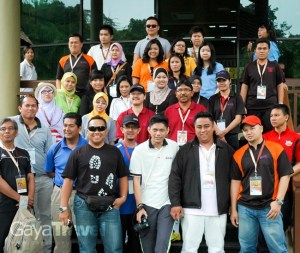 All participations of Tourism Malaysia Domestic Sale Mission – Kuching, Sarawak