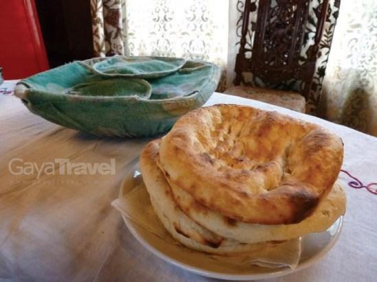 Kashmiri Bread
