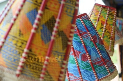 Handicrafts,Bario Sarawak