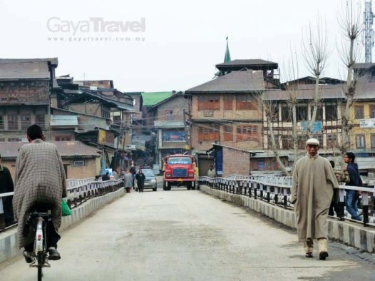 Old City of Srinagar