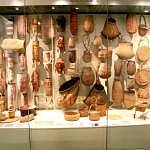 One of the collections of Artefacts at the Museum of Adelaide