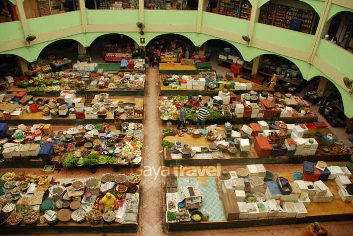 Pasar Siti Khadijah in Kelantan
