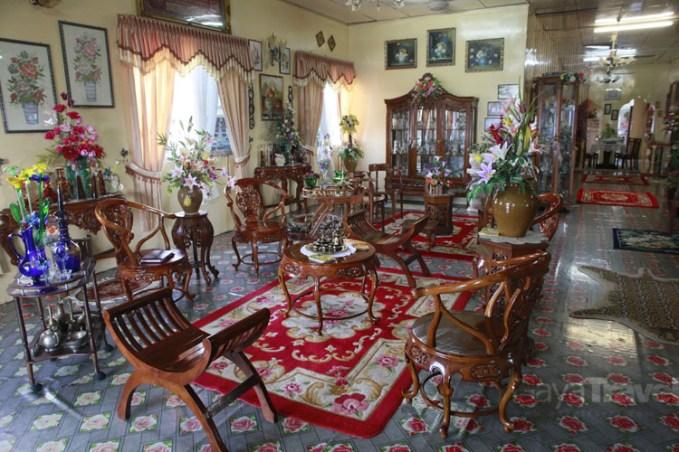 interior homestay