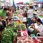 Sibu Central Market