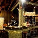 The interior inside Songket restaurant