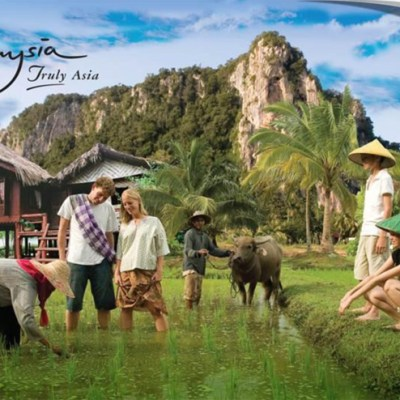 Malaysia Truly Asia - Homestay