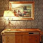 Details in the furniture enhance the oppulence of The Papandayan