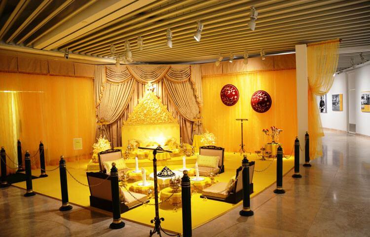 Perak sultanate exhibition now opens at GALERI PETRONAS
