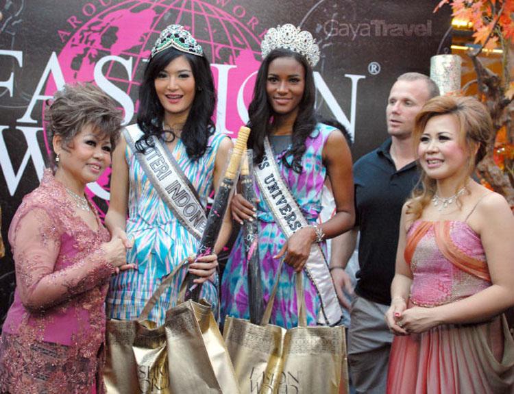 Fashion World – the shopping icon of Bandung