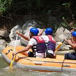 Water Rafting