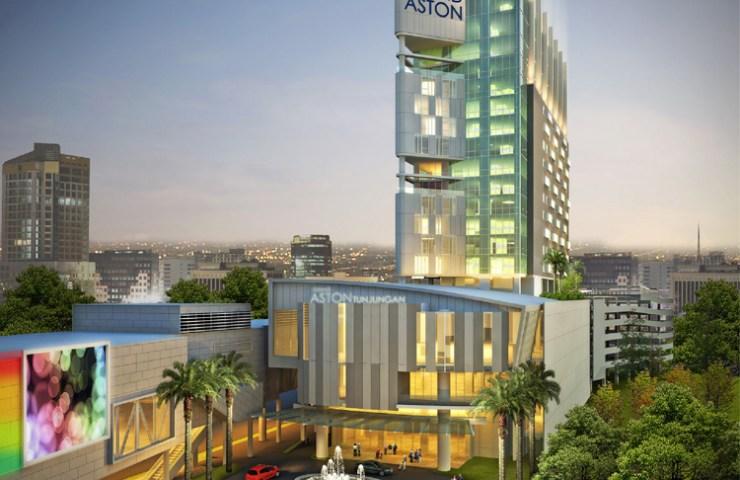 Exterior Look of Grand Aston Tunjungan Hotel & Convention Center - Surabaya