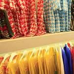 Varieties of clothes at Oriental Concept Apparel Store (OCAS) @ Oriental Village