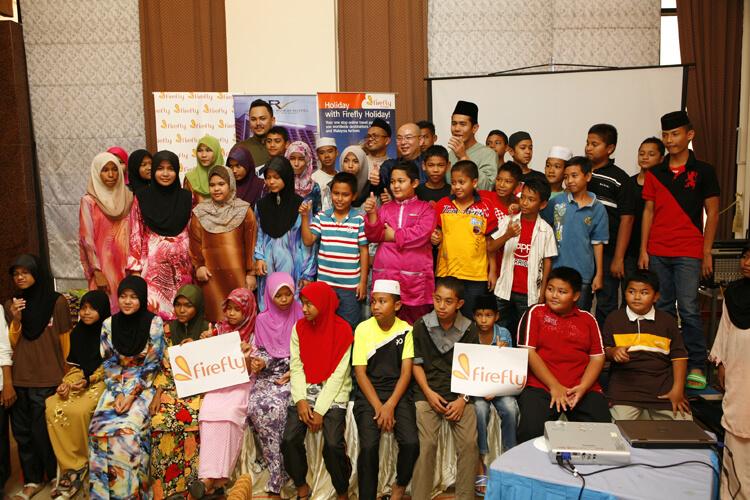 Firefly brings early festive cheer to Kota Bharu