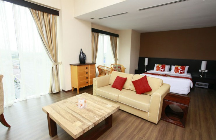 Executive Suite at MH Hotels Ipoh
