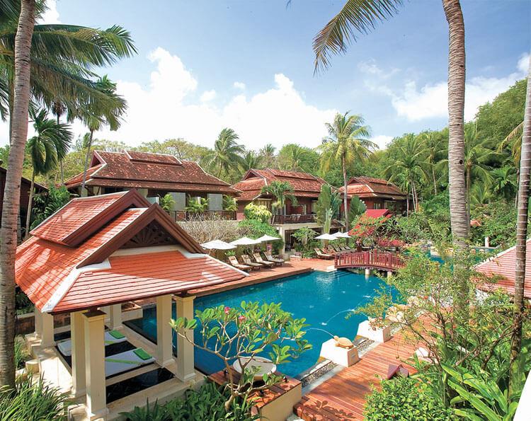 Chaweng Regent Beach Resort, Thailand