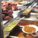 Delicious delicacies served in Zam Zam Restaurant