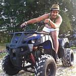 ATV ride is one of the most popular activities at Legend Cherating Resort