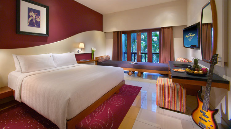 Hard Rock Hotel Bali, Kuta Beach