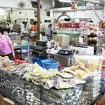 Marketplace for processed seafood products