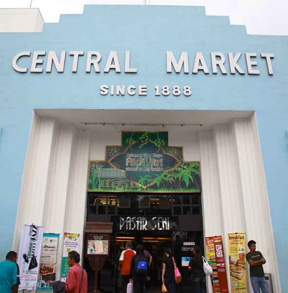Central Market – Kuala Lumpur