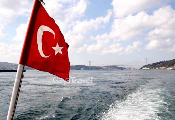 Part I: Istanbul, Bursa & Pamukalle, Turkey