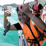 Fishing in Pangkor Island can be so much fun