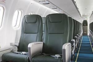 ATR 42-600 Precision Air MSN 1001 cabin interior