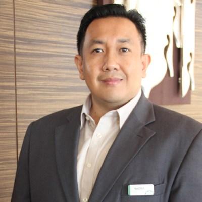 Nazrul Nasihin - DIRECTOR OF ROOMS OPERATIONS OF PARKROYAL KUALA LUMPUR, MALAYSIA