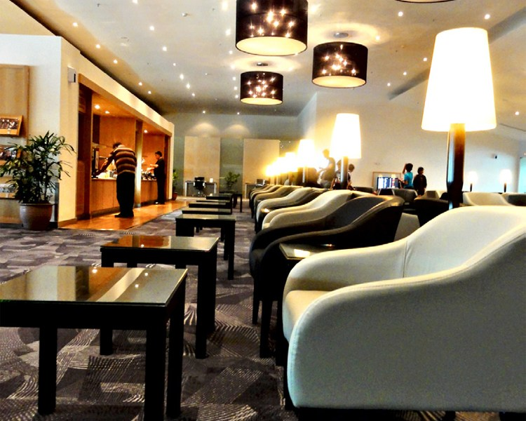 MAS (Malaysia Airlines) Golden Lounge