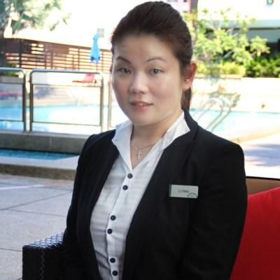 Tan Li Ping, Lifestyle Manager of St. Gregory at PARKROYAL Kuala Lumpur