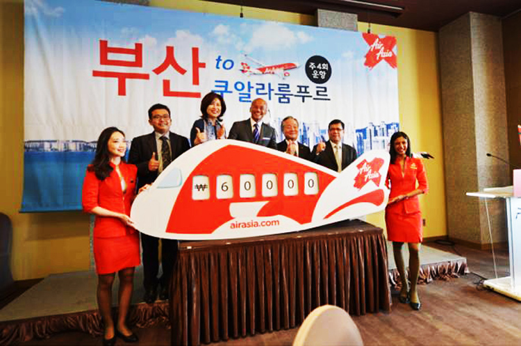 Airasia X to Fly to Busan. 2nd largest City in  Korea.