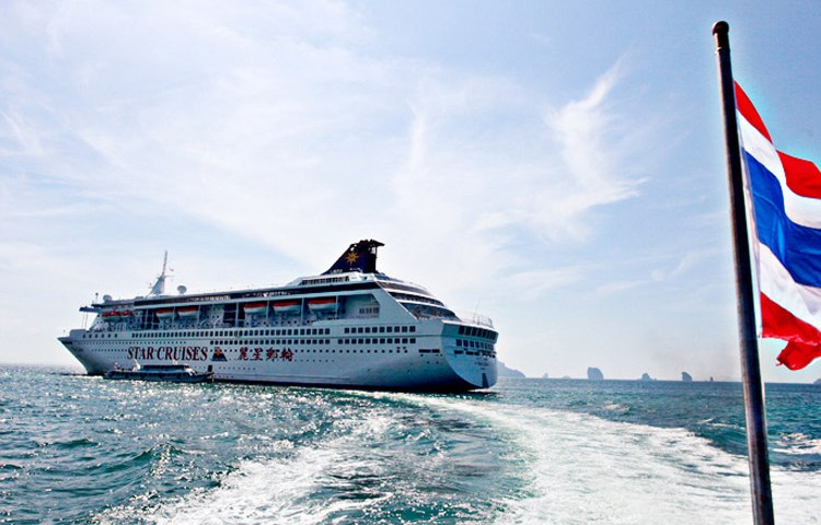 Cruise on SuperStar Libra with Malaysia's Astronaut