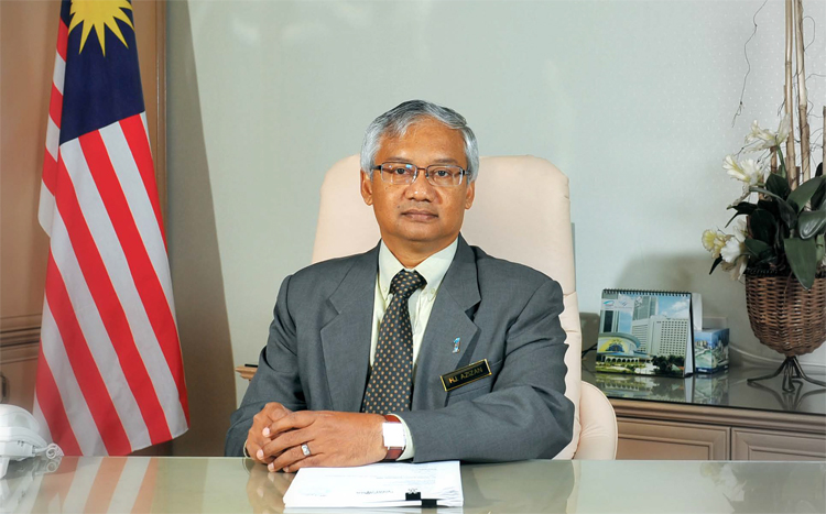 Dato' Haji Azizan Noordin – Deputy Director General (Planning) Tourism Malaysia