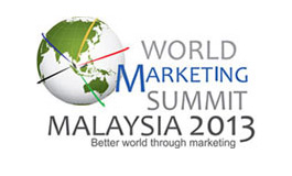 World Marketing Summit Malaysia 2013