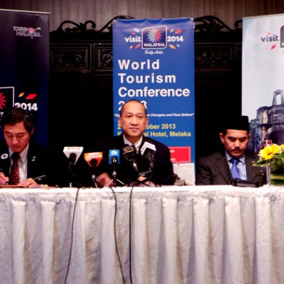 Malaysia to Host World Tourism Conference 2013 in Melaka