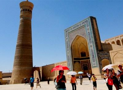 Silk Route Splendour Bukhara & Samarkand - Poi Kalon Square