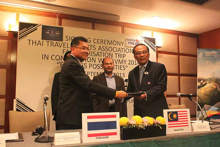 Malaysia and Thailand Further Strengthens Tourism Cooperation for Mutual Prosperity