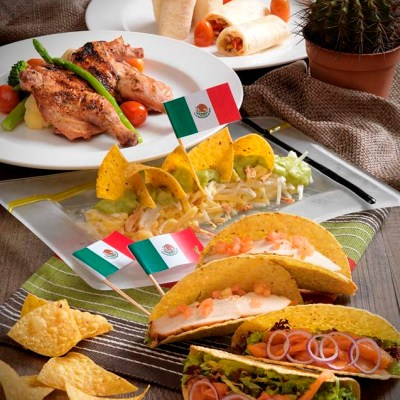 A feast not to be missed – Savour a variety of delicious Mexican food at the award-winning Cinnamon Coffee House from 1- 30 September