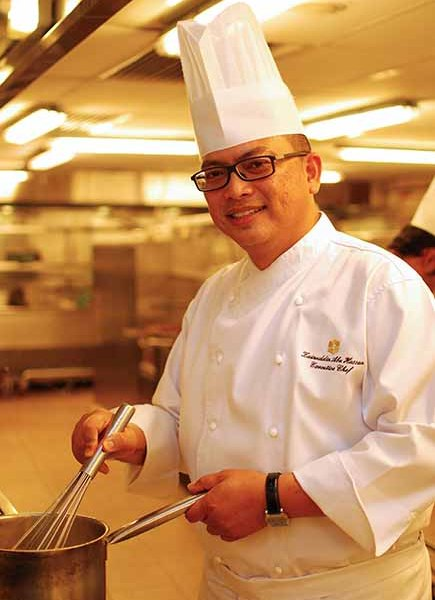 Shangri-La Putrajaya Welcomes Executive Chef Zainuddin