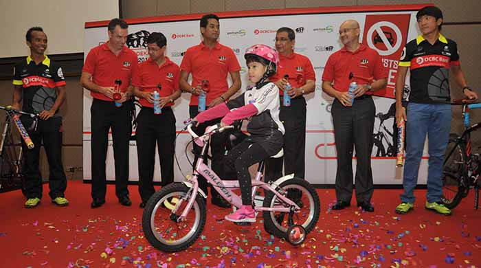 OCBC Cycle Malaysia 2014 Returns to Dataran Merdeka with Exciting New Rides