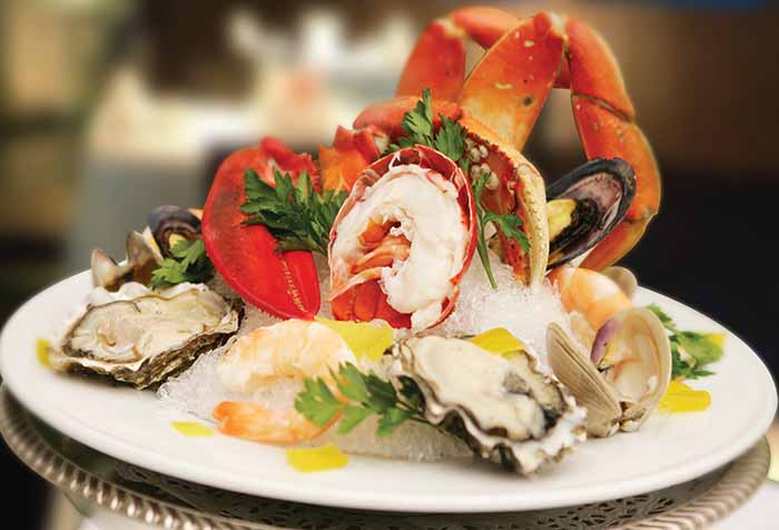 Best of Malaysia: Seafood Buffet Dinner at Chatz Brasserie