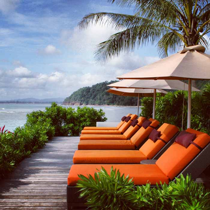 Club Med Cherating Beach, Kuantan, Malaysia