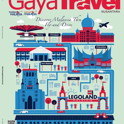Issue 8.5 - Discover Malaysia Thru Fly-and-Drive