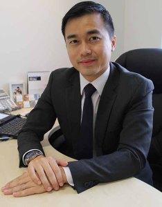 Nicholas Lim (Regional Director, Trafalgar Asia)