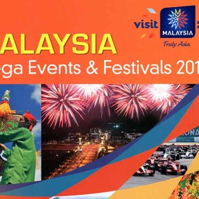 Comprehensive information on the Malaysia Mega Events & Festivals 2014 is now available for download on Tourism Malaysia's website: www.tourismmalaysia.gov.my.