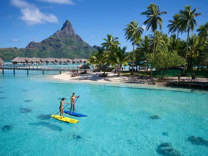 French Polynesia - Bora Bora