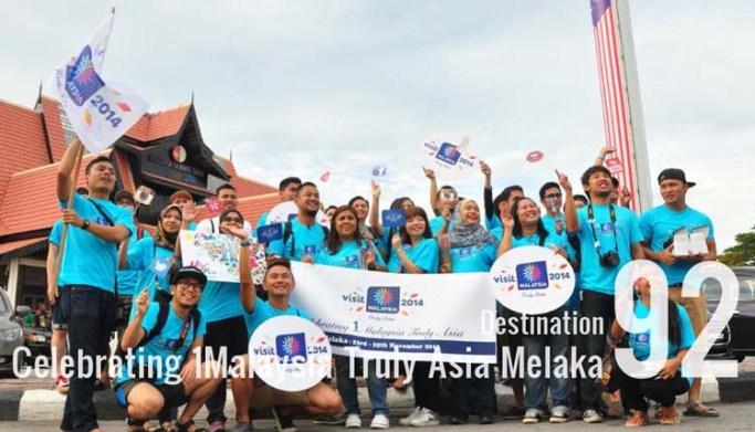 Destination: Celebrating 1Malaysia Truly Asia Melaka
