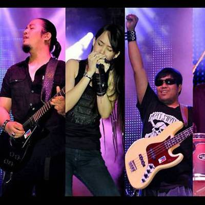 """Pancake 80s won the grand prize winner of the YAMAHA ASIAN BEAT Band competition with the song """"FLAME"""""""