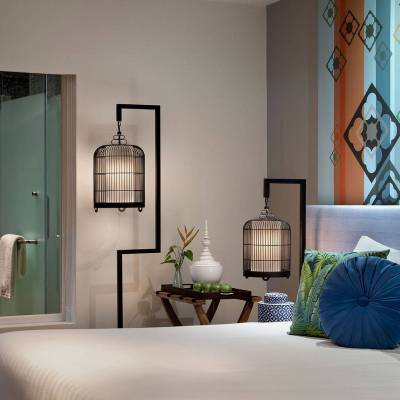 Manathai Khao Lak is one of four resorts in the group, with other properties located in Hua Hin, Phuket and Koh Samui.
