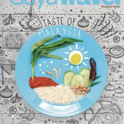 Issue 9.5 - Taste of Malaysia